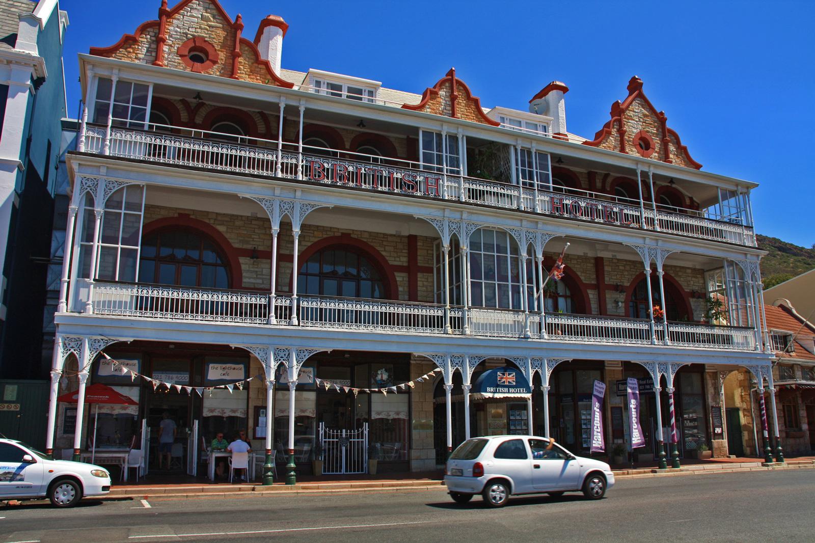 simon's town south africa architektur