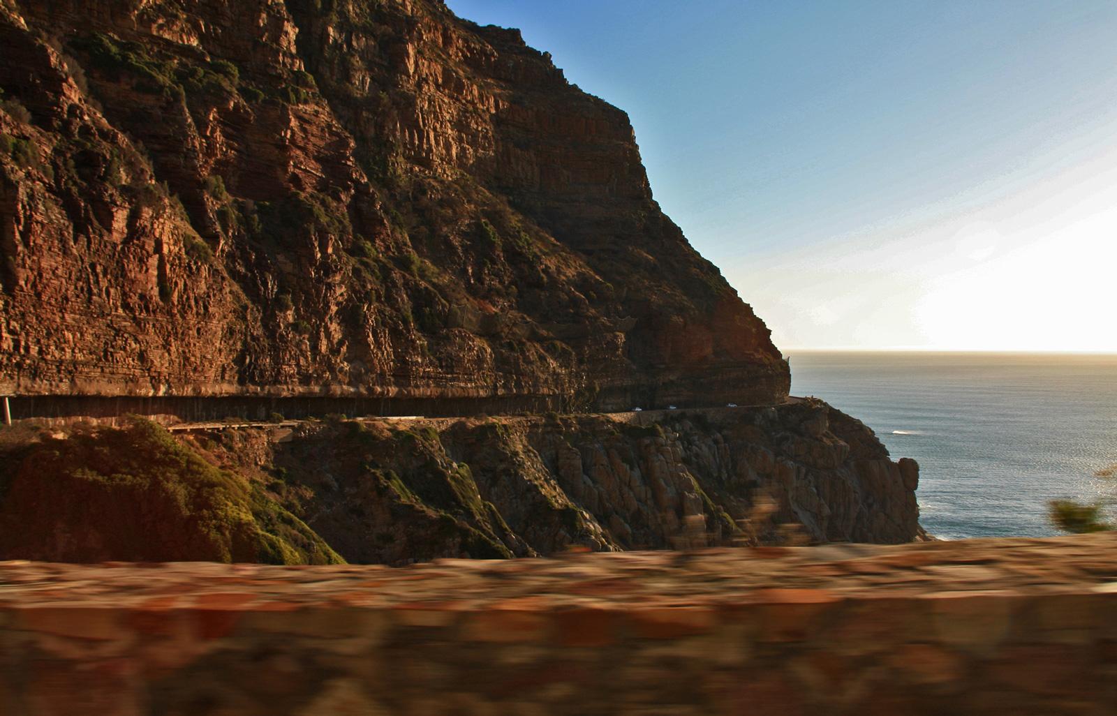 Chapman's peak drive south africa