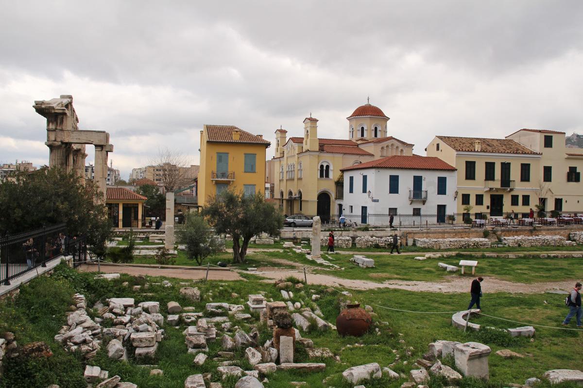 athen griechenland antike