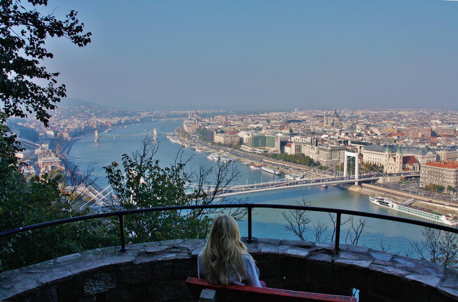 donau budapest view