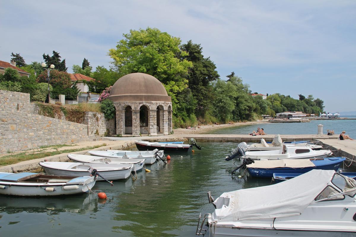 strand zadar kroatien