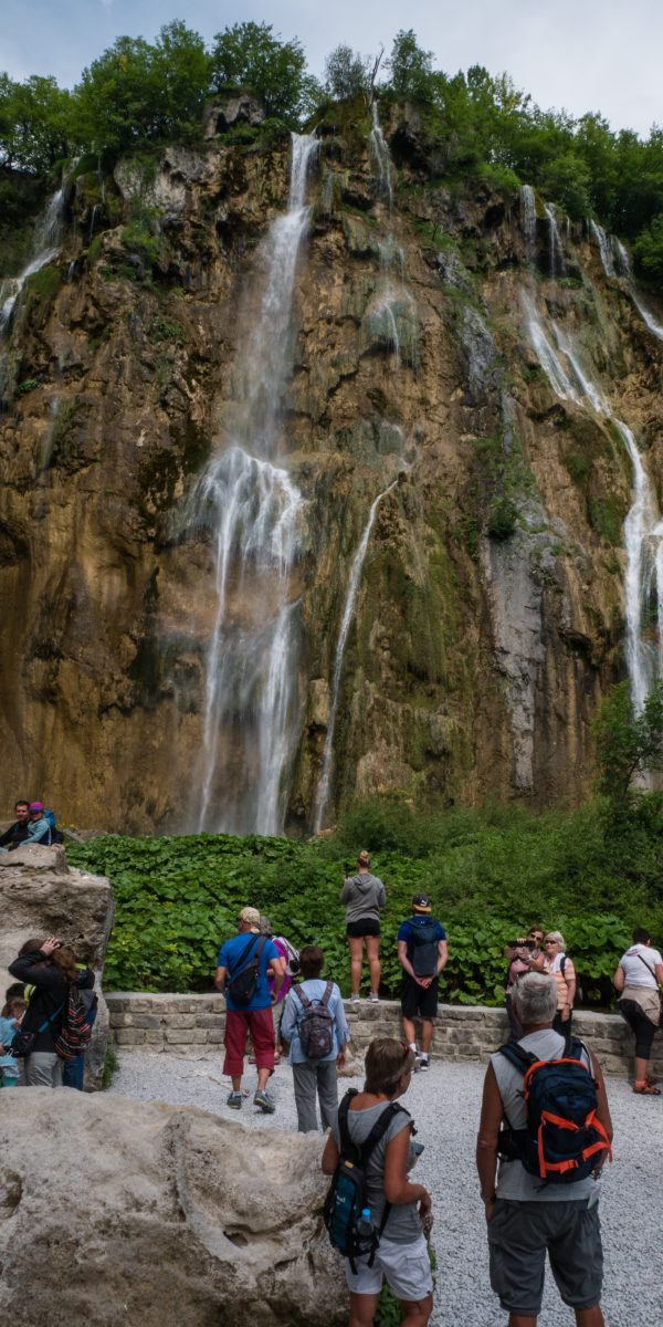plitvicer wasserfall kroatien
