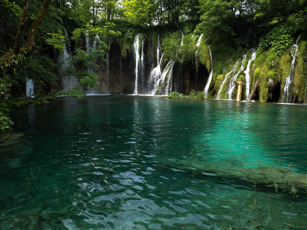 plitvicer see nationalpark