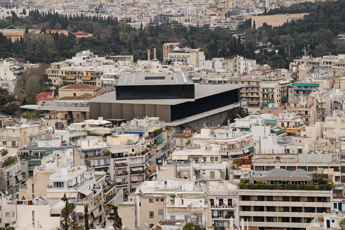 museum akropolis athen