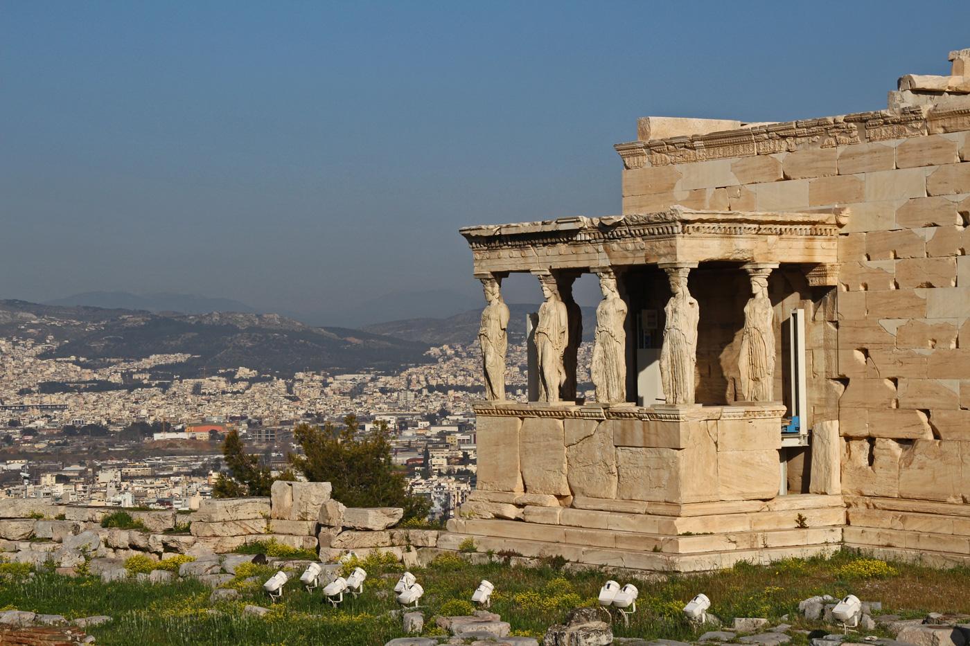 erechtheion tempel antike