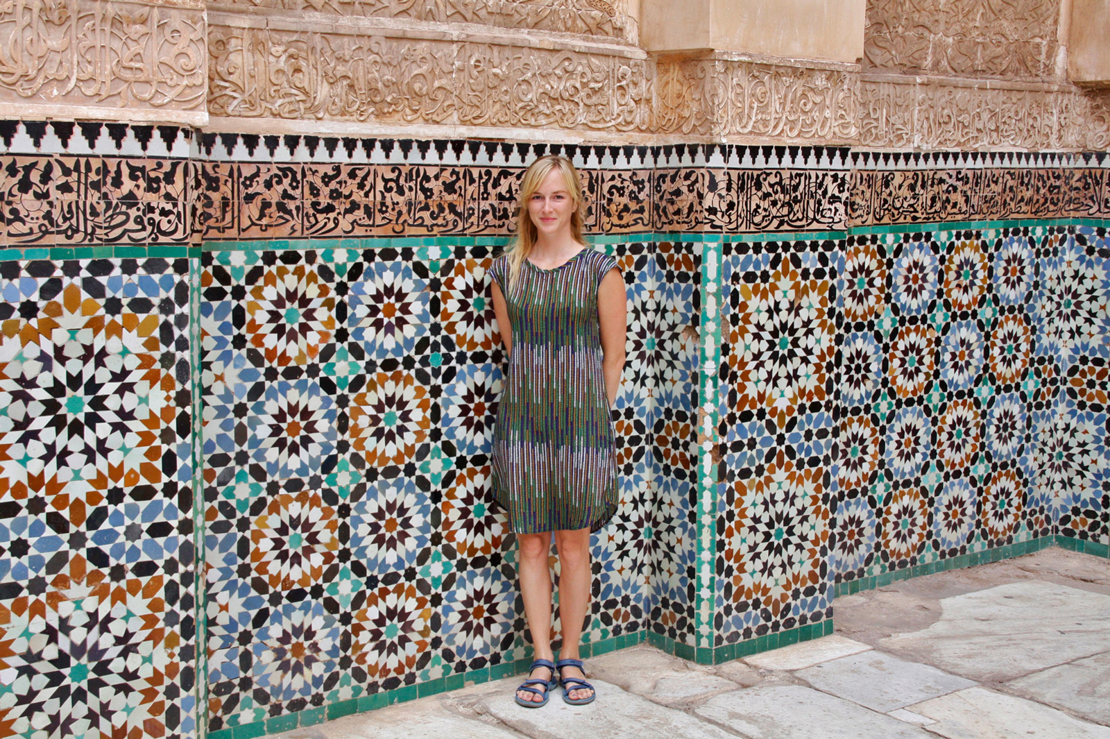 marrakesch medersa ben youssef