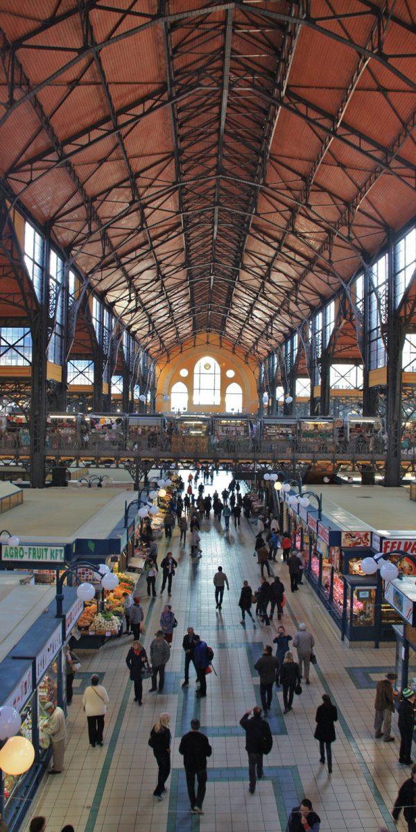 markthalle budapest