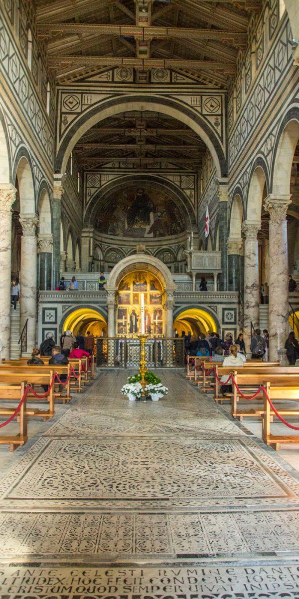 basilika kirche florenz
