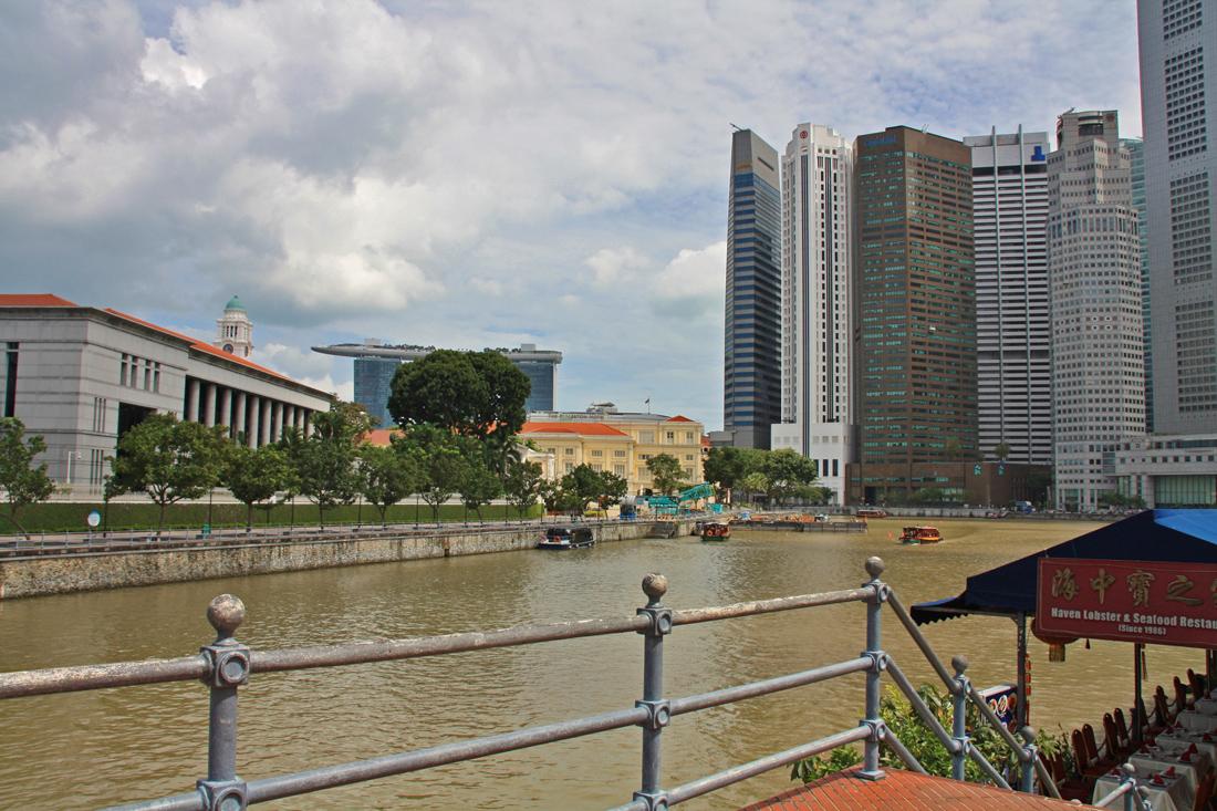 boat quay,singapore river,singapur