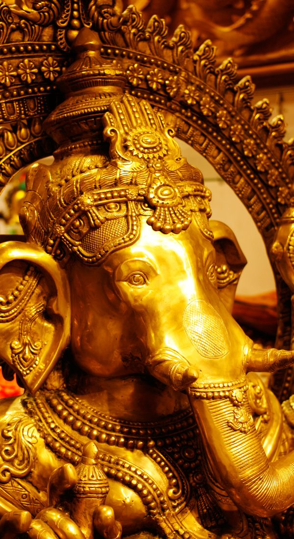 little inda,singapur,elefant