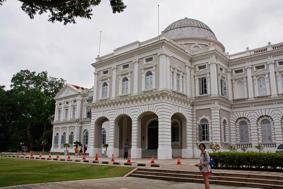 national museum,singapur,asia