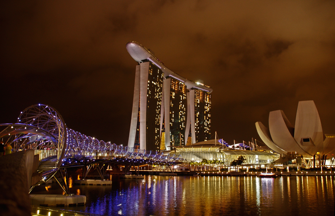 marina bay sands,singapur