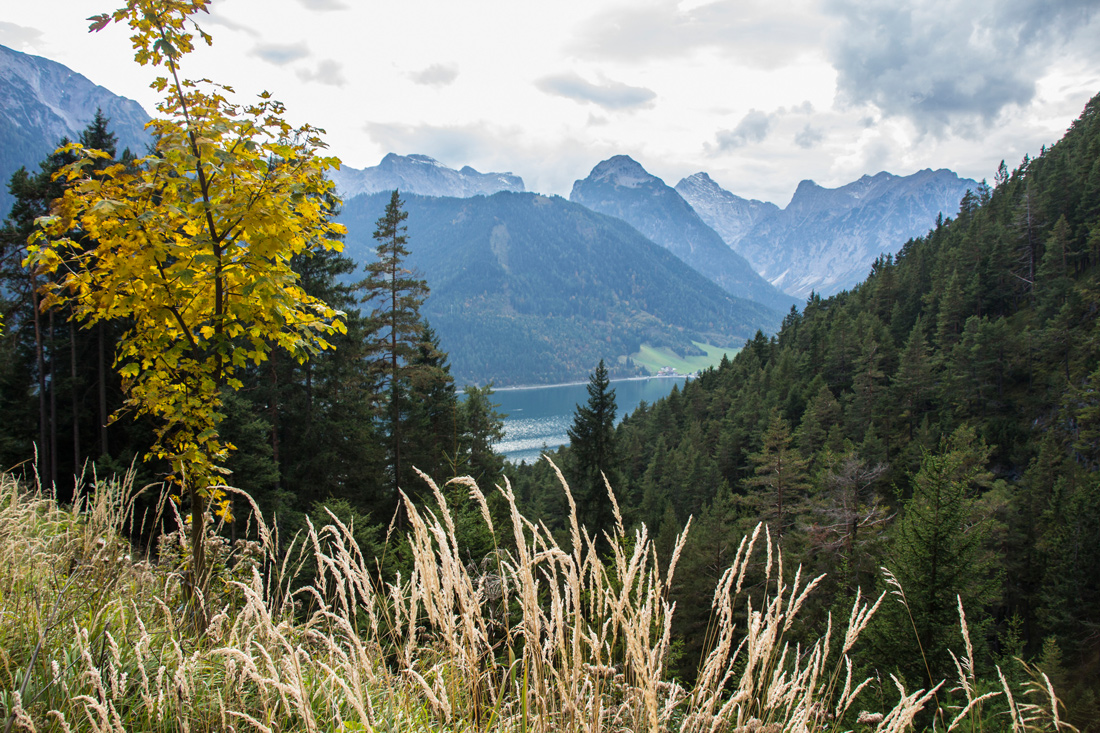 aachensee,tirol,austria
