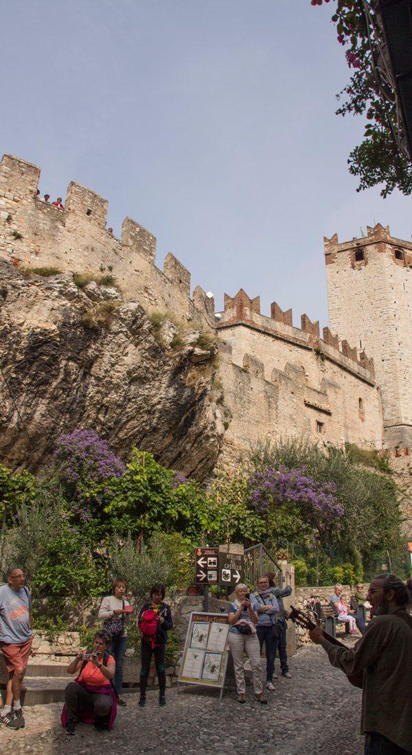 scaligerburg,castello,malcesine