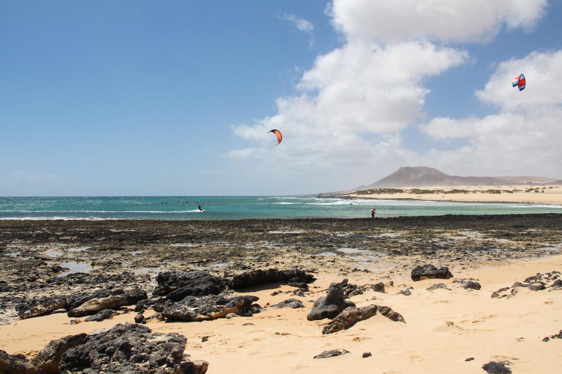 corralejo-surfer-kiter