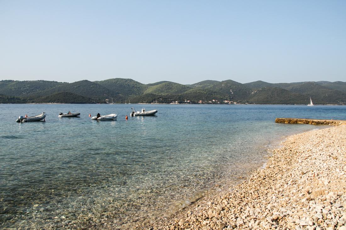 viganj-strand-kiesel