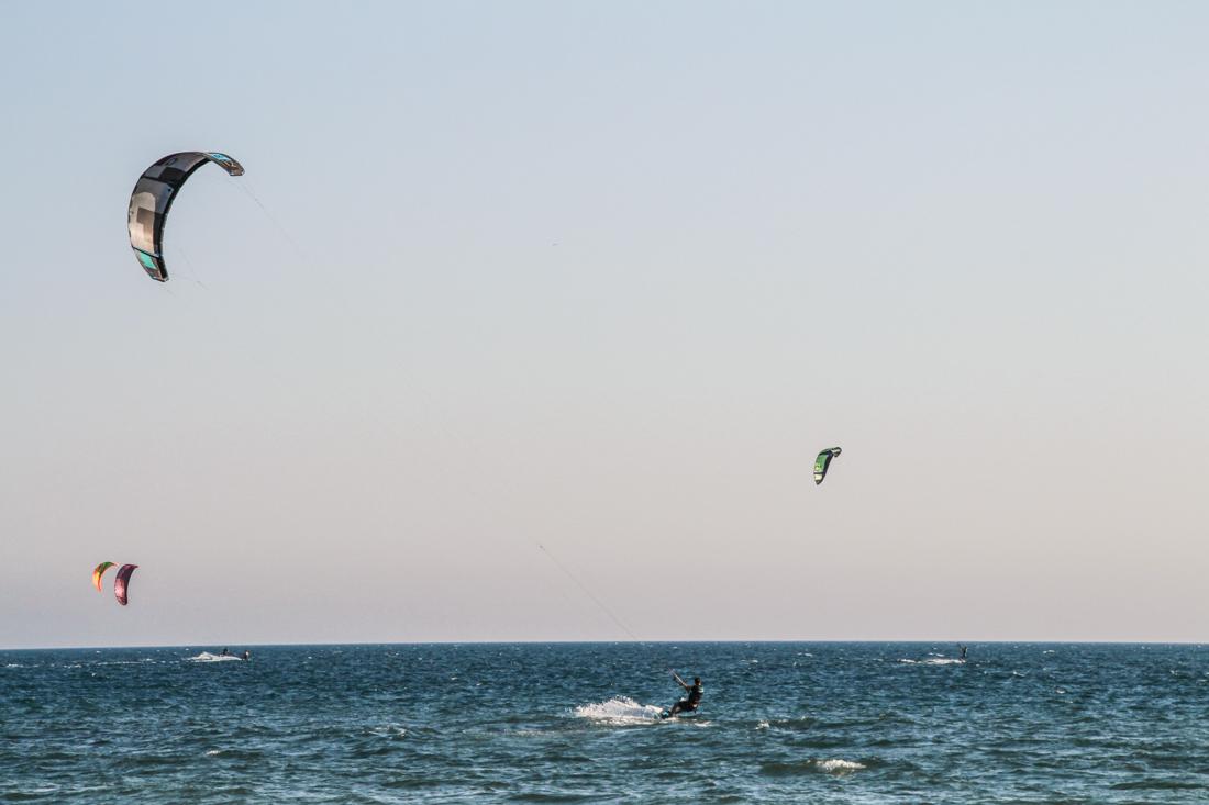 ulcinj-kite-surfen