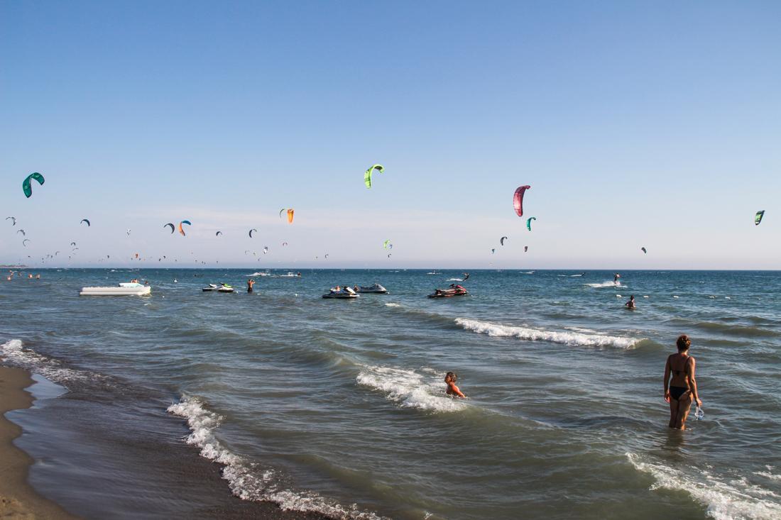 ulcinj-strand-kite