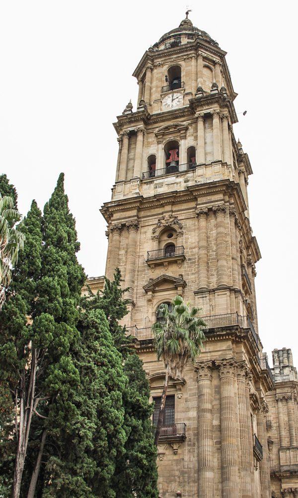 malaga-kathedrale-kirchturm