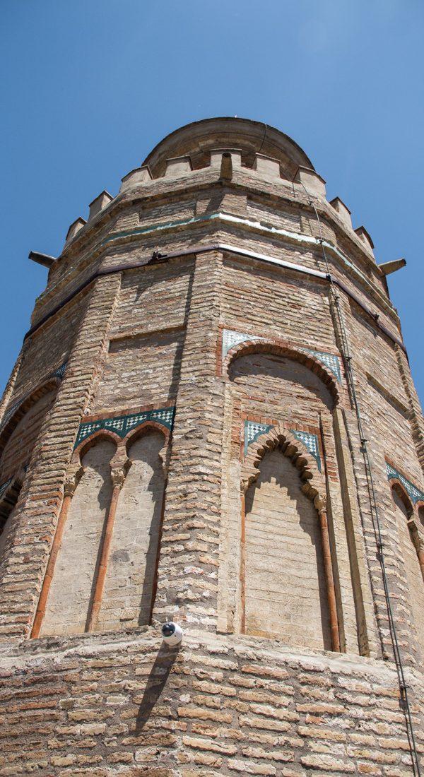 Torre del Oro Architektur